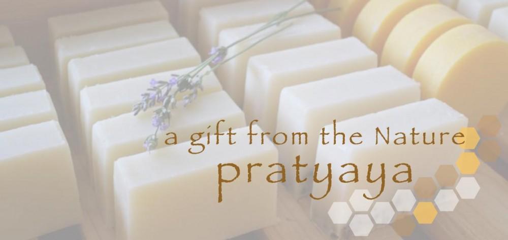 pratyaya logo-based